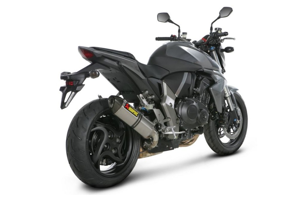 silencieux akrapovic homologu honda cb1000r 08 16 street moto piece. Black Bedroom Furniture Sets. Home Design Ideas