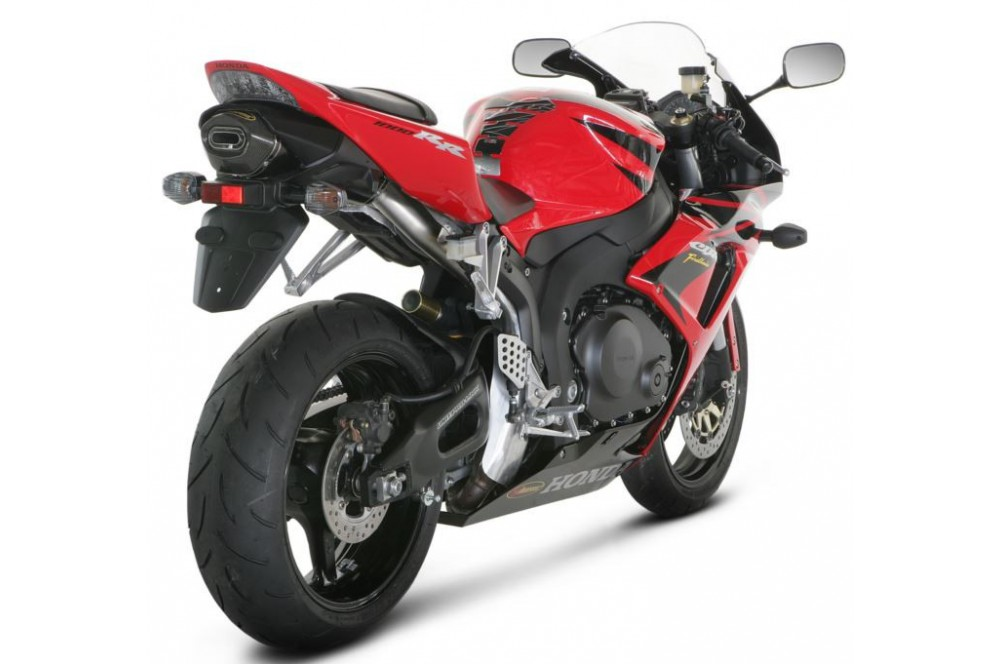 silencieux akrapovic homologu honda cbr1000rr 06 07 street moto piece. Black Bedroom Furniture Sets. Home Design Ideas