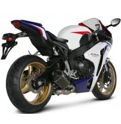 Silencieux Akrapovic Homologué Honda CBR 1000 RR 08/11
