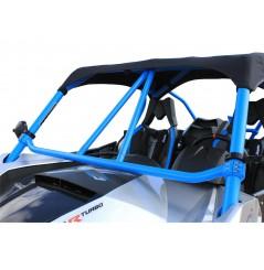 Renfort Arceau Avant Bleu DRAGONFIRE pour SSV Can Am MAVERICK X DS - TURBO (15-17) MAVERICK 1000 (13-17)
