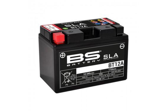 Batterie Moto BS BT12A-BS SLA