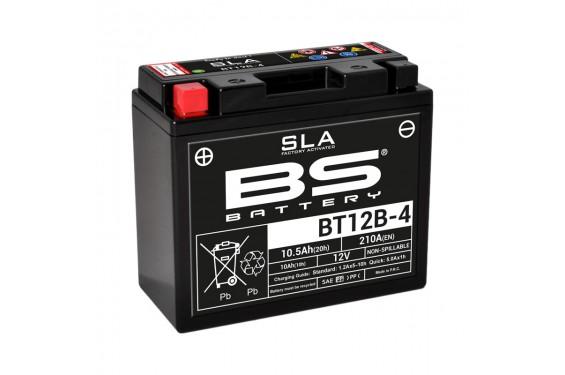 Batterie Moto BS BT12B-4 SLA