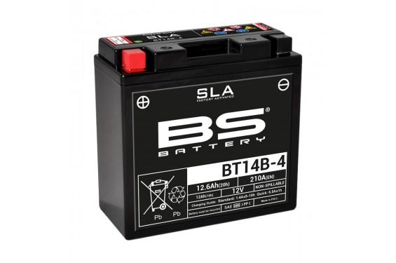 Batterie Moto BS BT14B-4 SLA