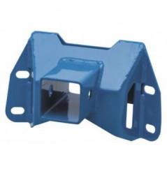 Support D'Attelage Bleu DRAGONFIRE pour SSV Can Am MAVERICK 1000 X DS - Turbo (15-17)