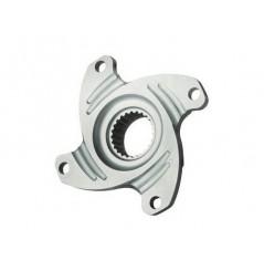 Porte Disque D'Arbre de Roue ART pour Honda TRX 450 (04-14)