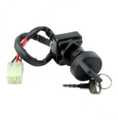 Contacteur de Démarrage à Clef Quad pour Suzuki LTA 450 X Kingquad (07-10)