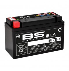 Batterie Moto BS CT7B-4 SLA