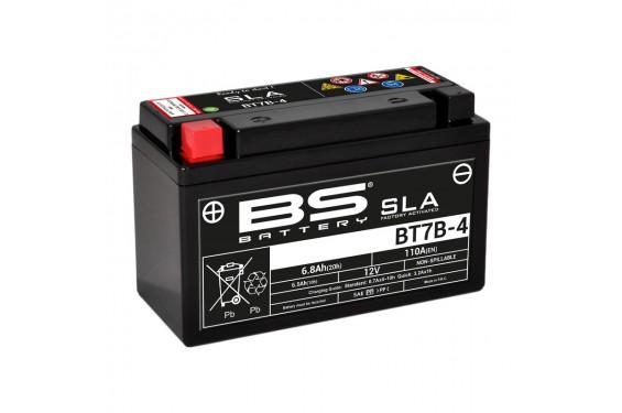 Batterie Moto BS CT7B-4 SLA