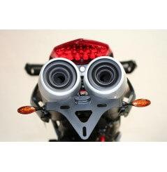 Support de plaque Moto R&G Ducati HYPERMOTARD 796 (11-13) Hypermotard 1100, S, EVO (07-14)