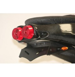 Support de plaque R&G Aprilia RSV 1000 Tuono 1000