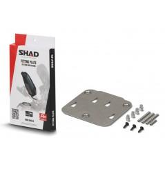 Support sacoche réservoir SHAD PIN Système pour GSR 600 (05-11) GSR 750 (11-16)