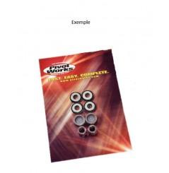Kit Roulement Amortisseur Moto Pivot Works pour Husqvarna TE125 (14-18) TE250 et TE300 (14-20)