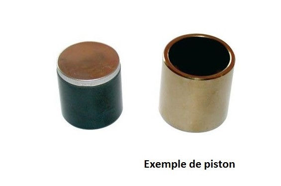Piston d'Etrier de Frein Avant pour Honda Pan European ST1100 ABS (92-95) et ST1100 sans ABS (90-01)