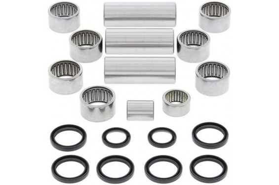 Kit Roulement Biellettes Moto All Balls pour GASGAS EC125 (96-11) EC200 (96-11) EC250 (96-11) EC300 (96-11)