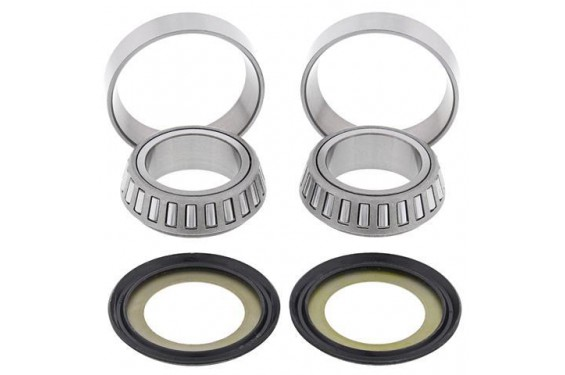 Kit Roulement de Direction Moto All Balls pour FE250, FE350, FE450, FE501 (14-20)