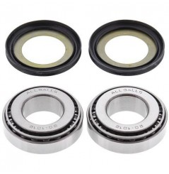 Kit Roulement de Direction Moto All Balls pour Husqvarna WR125 (98-07) WR250 (98-07)
