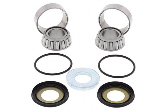 Kit Roulement de Direction Moto All Balls pour EXC125 (98-18) EXC200 (98-16) EXC250, EXC300 (98-20)