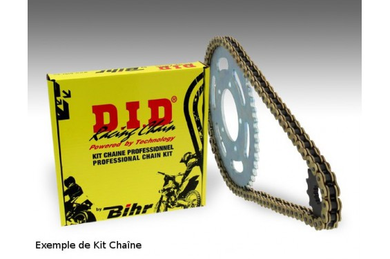 Kit Chaîne Quad Renforcé DID / PBR pour Outlaw MXR (08-10)
