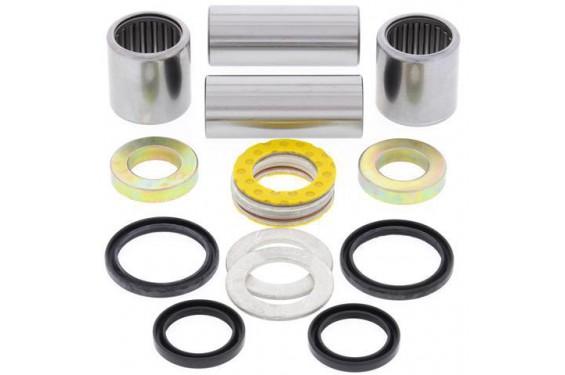 Kit Roulement Bras Oscillant Moto All Balls pour Suzuki RM125 (03-12) RM250 (98-09)