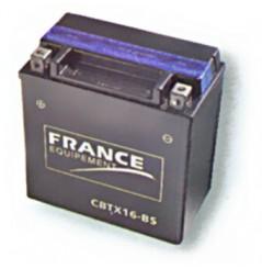 Batterie Moto CBTX16-BS ( YTX16-BS / BTX16-BS )