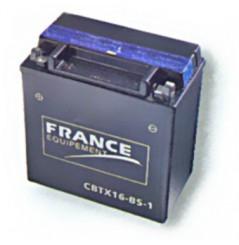 Batterie Moto CBTX16-BS-1 ( YTX16-BS-1 / BTX16-BS-1 )
