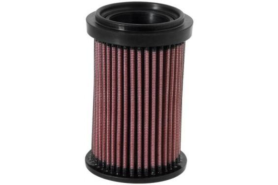Filtre a Air K&N DU.1006 pour Hypermotard 796 (10-12) Hypermotard 821 (13-17) Hypermotard 1100 (07-13)