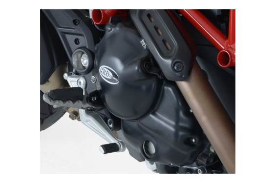 Couvre Carter d'Embrayage R&G pour Supersport 939 (16-19)