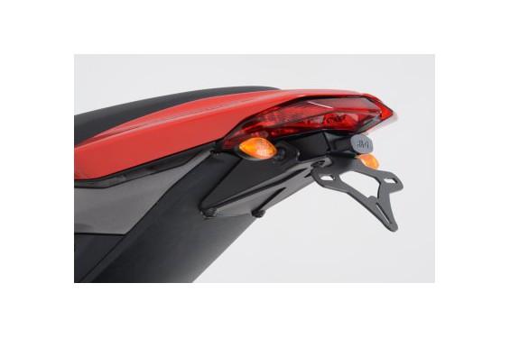 Support de Plaque Moto R&G pour Hypermotard 939 et 939 SP (16-18)