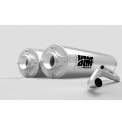 Double Silencieux Titan QS Series HMF Pour Can Am Maverick X3 (2017)