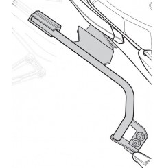 Support de Valise Shad 3P System pour Multistrada 950 (16-18) Multistrada 1200 (16-18)