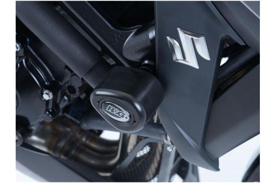 Tampon de protection R&G Aero pour GSX-S 750 (17-18)