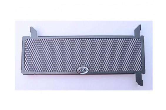 Protection de Radiateur Noire R&G pour VFR800 F (14-18)