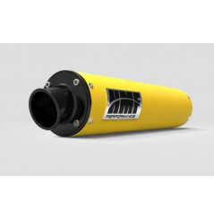 Silencieux Jaune Performance Series HMF Pour Can Am Outlander 500 - 800 (07-12) Renegade 500 - 800 (07-12)