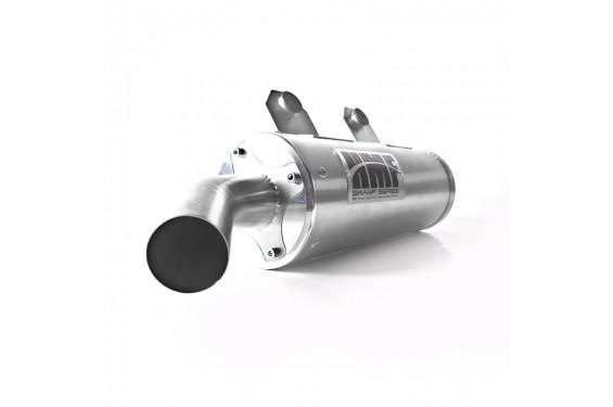 Silencieux Titan QS Series HMF Pour Polaris RZR 570 (13-15)