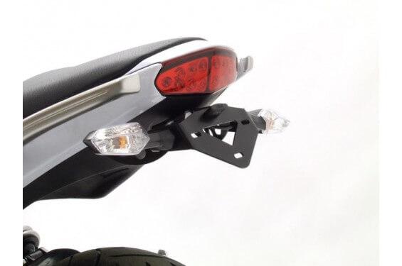 Support de plaque Moto R&G pour Kawasaki ER6 (09-11)