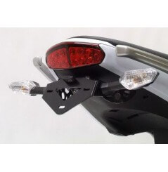 Support de plaque Moto R&G pour Kawasaki ER6 (12-16)