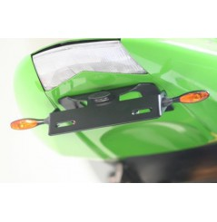 Support de plaque R&G Kawasaki ZX 10 R 04/05