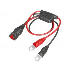 Câble Cosses à Oeillet 60cm pour Chargeur de Batterie NOCO GENIUS