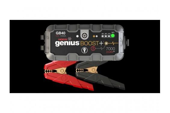 Booster de Batterie Moto NOCO GENIUS GB40 12v - 1000A