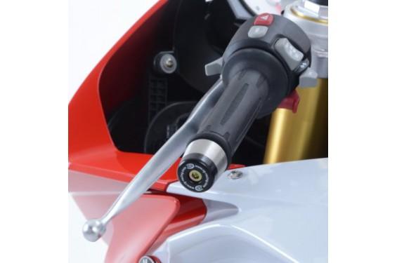 Protection / Embout de guidon R&G pour S1000 RR (15-18)