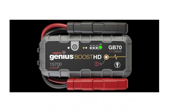 Booster de Batterie Moto NOCO GENIUS GB70 12v - 2000A