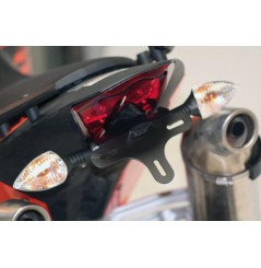 Support de plaque Moto R&G KTM 690 Duke (08-11) et 690 SM (08-10)