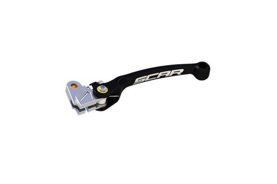 Levier d'Embrayage Repliable Scar Moto pour Yamaha YZ250 F (01-08) YZ426 F (00-02) YZ450 F (03-08)