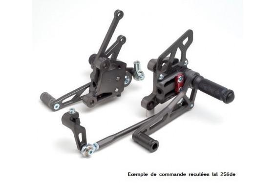 Commande reculées moto LSL pour GSX-S 1000 (15-18) GSX-S 1000 F (15-18)