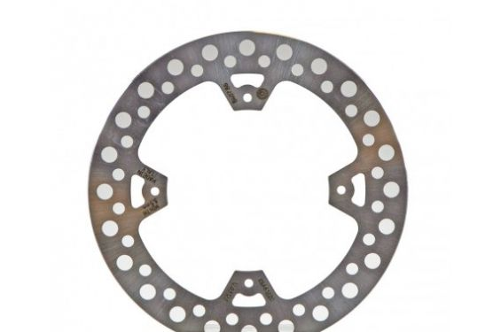 Disque de Frein Arriere moto brembo pour CRF250 R (03-21) CRF450 R (02-21) CR125R (98-07) CR250R (02-07)