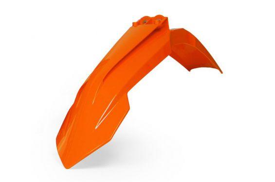 Garde Boue Avant Orange RaceTech Moto pour KTM SX65 (16-20)