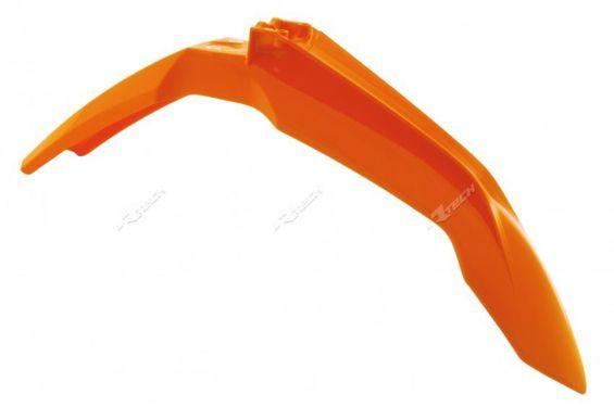 Garde Boue Avant Orange RaceTech Moto pour KTM SX-F250 (13-15) SX-F350 (13-15) SX-F450 (13-15)