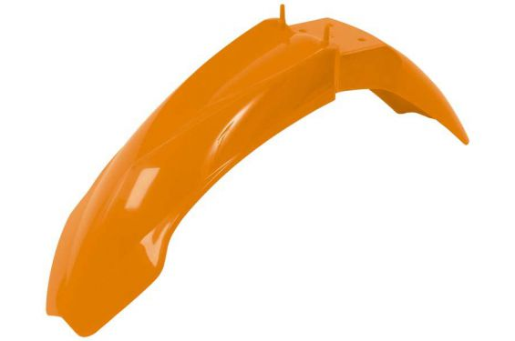 Garde Boue Avant Orange RaceTech Moto pour KTM EXC 125 (00-07) EXC200 (00-07) EXC250 (00-07) EXC300 (00-07) EXC400 (00-03)