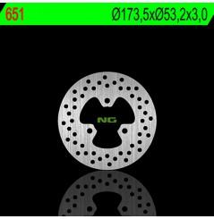 Disque de Frein Quad - SSV Avant NG Brake pour Honda TRX 450 ER - TRX 450 R (04-15)