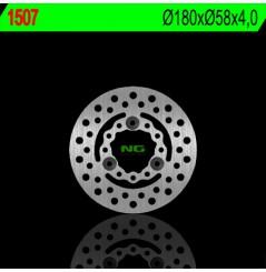 Disque de Frein Quad - SSV Avant NG Brake pour Kymco Maxxer 300 (06-15) MXU 300 (06-17)